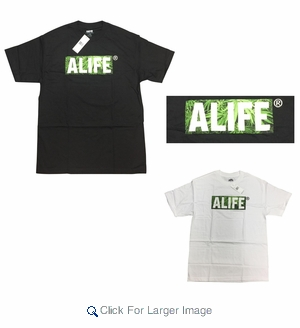 Wholesale Alife Bud Tees Assorted - Click to enlarge