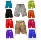 Wholesale Cargo Shorts with Belt - High Quality Twill Material