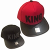 Wholesale Embroidered PU Accented Hats - $5.00