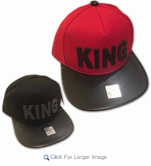 Wholesale Embroidered PU Accented Hats - $5.00 - Click to enlarge