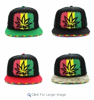 Wholesale Embroidered Snapback Hats - $5.00/pc - A-JOY-0561 - Click to enlarge