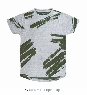 Wholesale Men's Fashion Better T-Shirts by Barefox - $13.50/pc. - Click to enlarge