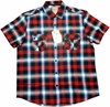 Wholesale Rogue Plaid Shirts - $7.50/pc