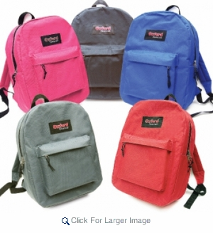 Youth Novelty Backpacks - Click to enlarge