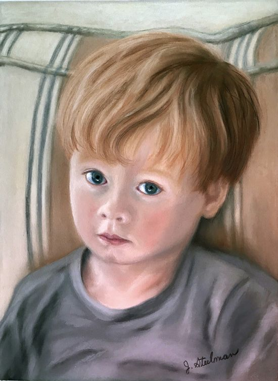 Jan. 5 - Pastel Portraits with Jane Steelman