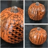 (Canceled) Oct 13 - Boo! Zentangle Tangled Pumpkins with Cathy Boytos