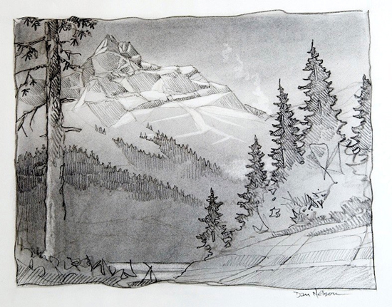 Oct 4 - Intro to Drawing with Dan Nelson