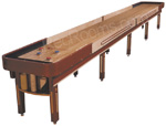 "18' Venture ""Grand Deluxe"" Shuffleboard Table"
