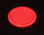 Home Pro Red Nylon Air Hockey Puck