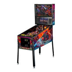 Stern Black Knight 'Sword Of Rage' Premium Pinball Machine
