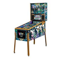Stern The Beatles Beatlemania Limited Edition Pinball Machine - Gold Edition