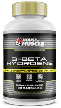3-Beta-Hydroene - Muscle Growth/Anabolic/Anti-Catabolic