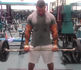 Ethan Pendry Full Back Workout - July 2014