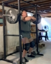 Front Squats - Keep Grinding!