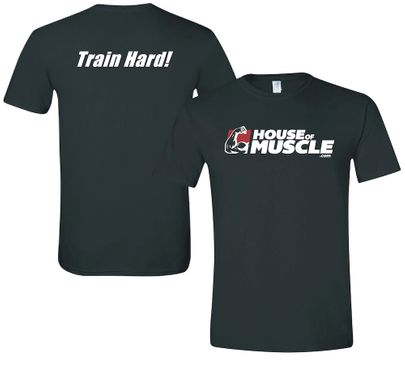 HouseOfMuscle.com T-Shirt Newest House Of Muscle® Design