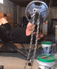 House Of Muscle - Joel Sward - Barbell Tricep Extensions