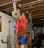 Overhead Press Improvisation