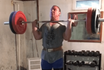 House Of Muscle - Joel Sward - Power Cleans