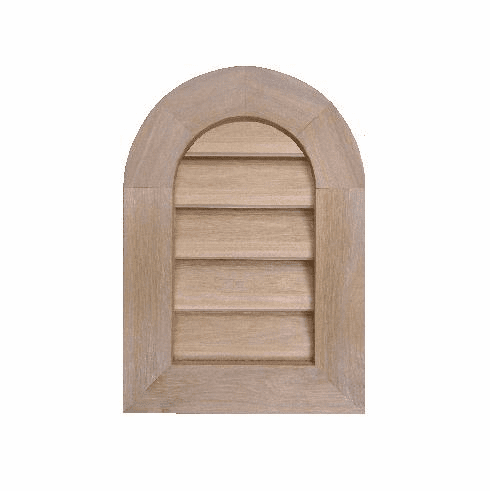 """10"""" x 16"""" Tombstone or<br>Elliptical Gable Vent"""