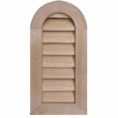 "10"" x 24"" Tombstone or<br>Elliptical Gable Vent"