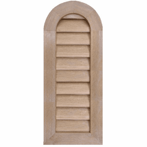 """10"""" x 30"""" Tombstone or<br>Elliptical Gable Vent"""