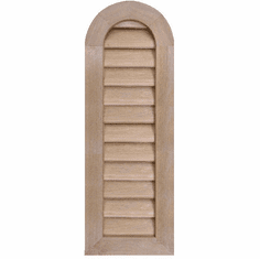 """10"""" x 36"""" Tombstone or<br>Elliptical Gable Vent"""