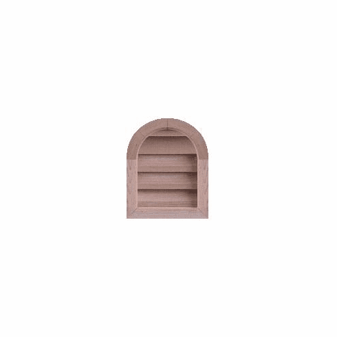 """12"""" x 16"""" Tombstone or<br>Elliptical Gable Vent"""