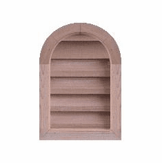 """12"""" x 18"""" Tombstone or<br>Elliptical Gable Vent"""