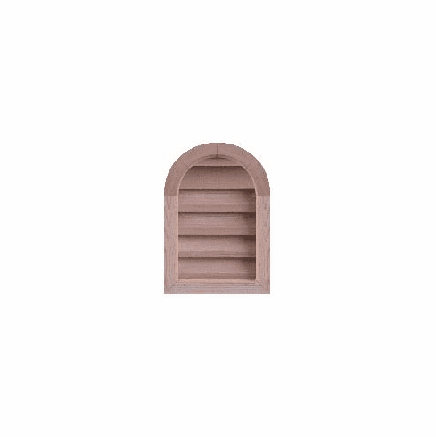 "12"" x 18"" Tombstone or<br>Elliptical Gable Vent"