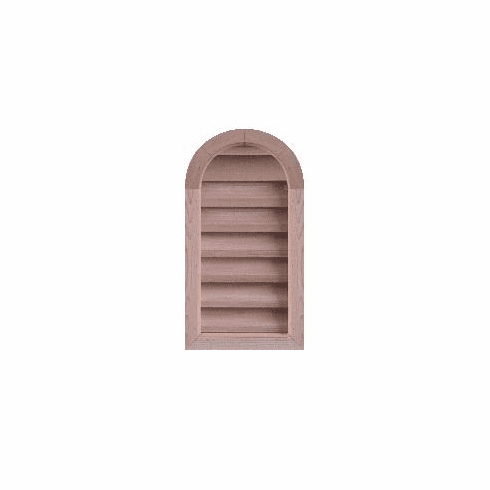 """12"""" x 24"""" Tombstone or<br>Elliptical Gable Vent"""