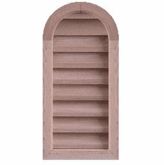 """12"""" x 28"""" Tombstone or<br>Elliptical Gable Vent"""