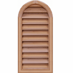 """16"""" x 36"""" Tombstone or<br>Elliptical Gable Vent"""