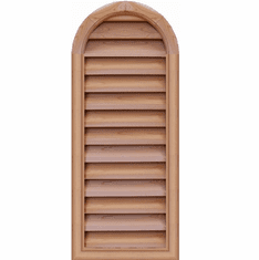 """18"""" x 48"""" Tombstone or<br>Elliptical Gable Vent"""