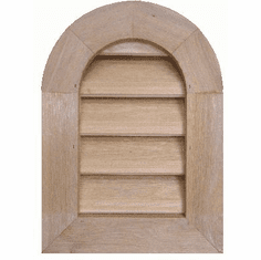 """8"""" x 16"""" Tombstone or<br>Elliptical Gable Vent"""