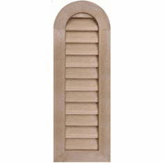 """8"""" x 36"""" Tombstone or<br>Elliptical Gable Vent"""