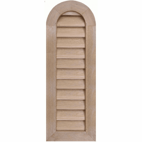 "8"" x 36"" Tombstone or<br>Elliptical Gable Vent"