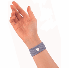 1 Pair Sea-Band Anti-Nausea Adult Wrist Bands for Travel, Motion & Morning Sickness