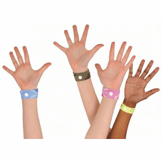 1 Pair Sea-Band Anti-Nausea Kids Wrist Bands for Travel & Motion Sickness