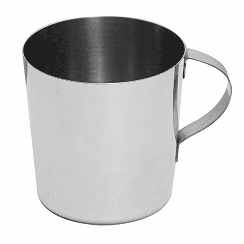 10 oz Lindy's Stainless Steel BPA Free Child's Drinking Cup Plain Mug