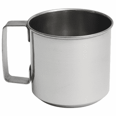 12 oz Lindy's Stainless Steel BPA Free Child's Drinking Cup Plain Mug
