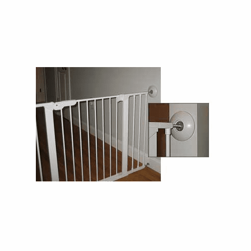 2 Pack of Wall Savers for Pressure Mounted Baby Safety Gates