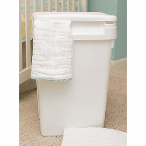54 Qt Flip Top Cloth Diaper Pail