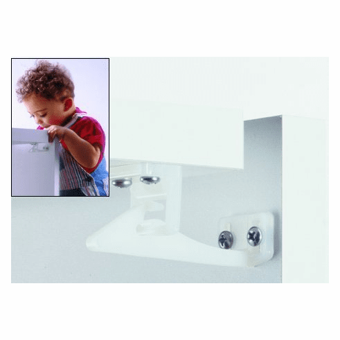 6 Pack Mommy's Helper Cabinet & Drawer Latches