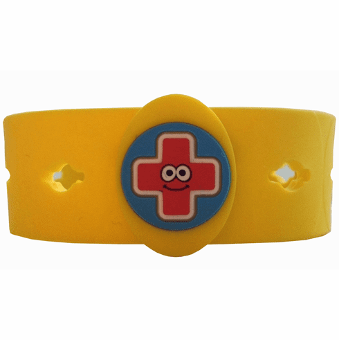 Allermates Allergy Charms & Multi-Charm Wristband