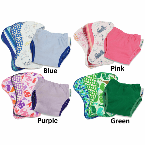 Best Bottom Full Circle System Potty Training Pant Kit