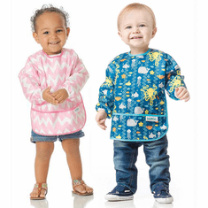 Bumkins Waterproof Long Sleeved Bib Art Smock