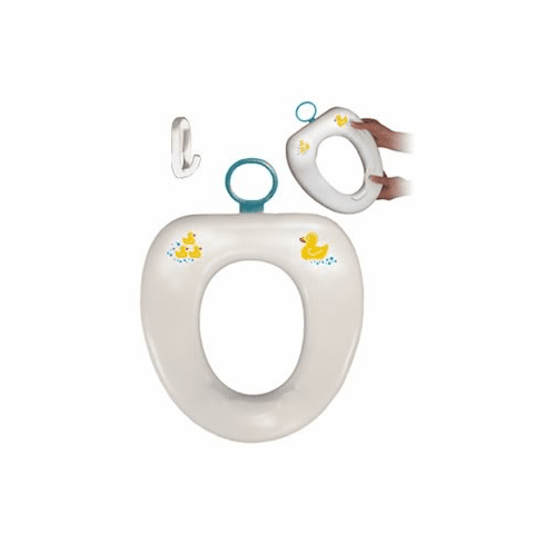 Contoured Cushie-Tushie Potty Training Toilet Seat