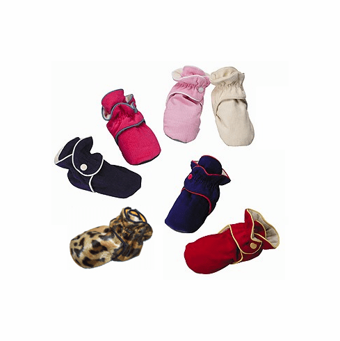 Cotton Mod Mox Baby Soft Shoes