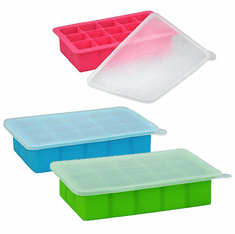 Green Sprouts Feeding Fresh Make Your Own Baby Food Freezer Tray