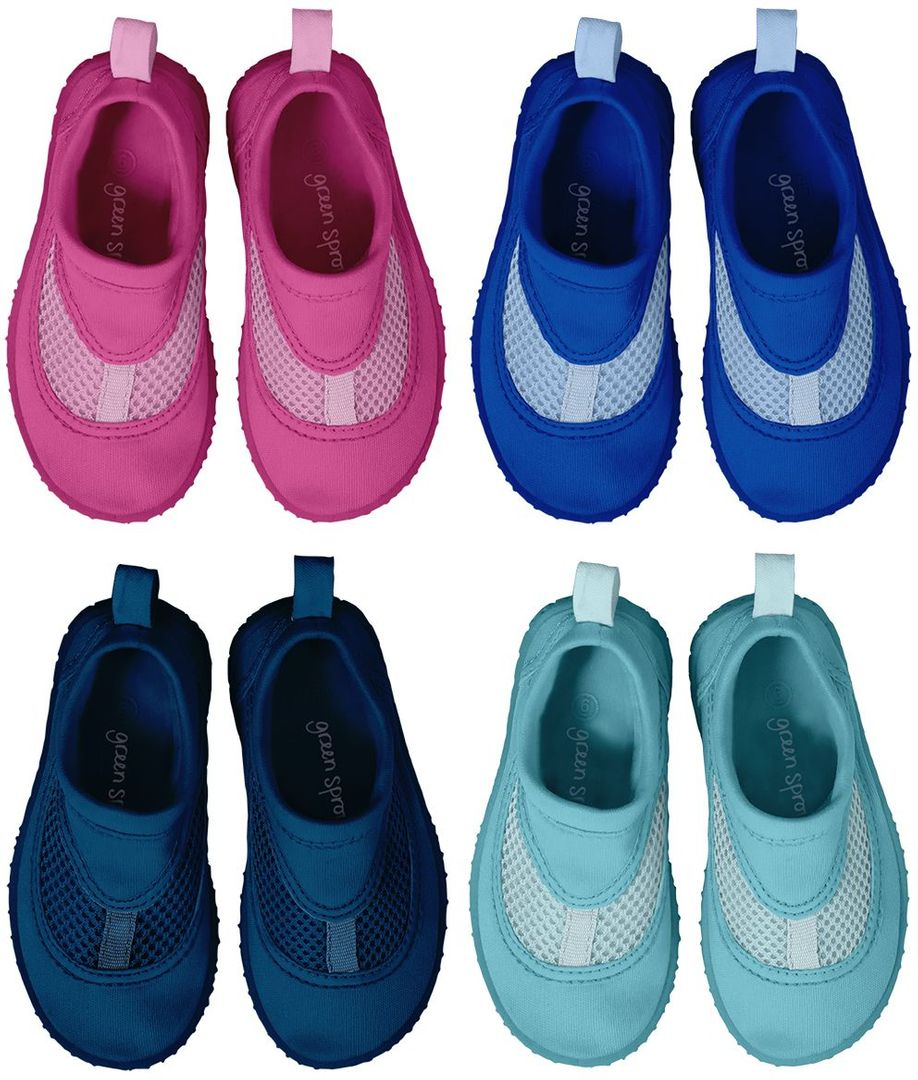 kids slip on water shoes